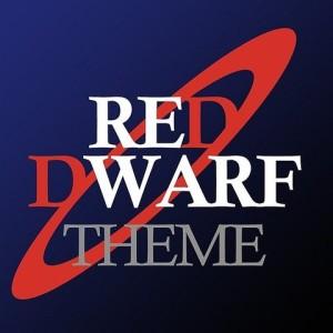 Diane Shaw singing the Red Dwarf TV theme tune