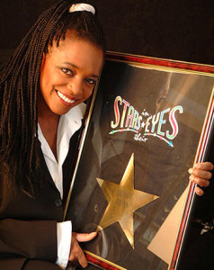 Diane Shaw performs on ITVs Stars in Their Eyes