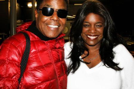 Diane Shaw UK Soul Singer, Tito Jackson of the Jackson 5