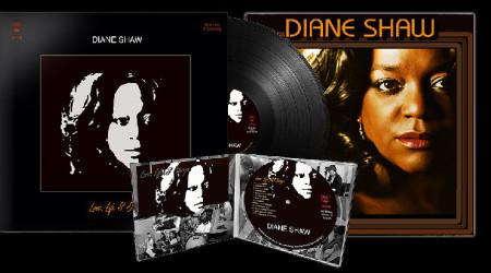 Diane Shaw Love Life & Strings Vinyl