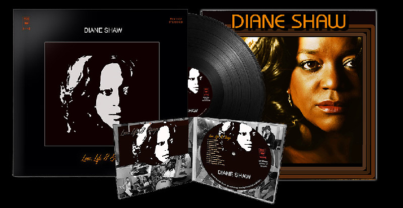 Diane Shaw Love Life & Strings Vinyl