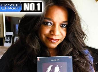 Diane Shaw UK Soul Chart #1