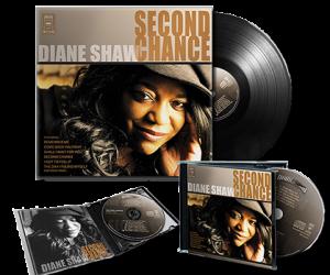 Second Chance ALBUM LP and CDs