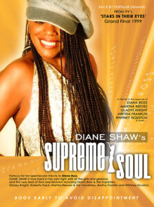 2003 – Launching the 'Supreme Soul Show'