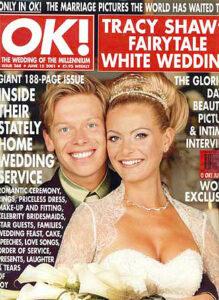 2000 – 'OK Magazine' Celebrity Wedding
