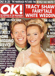 2000 – 'OK Magazine' Celebrity Wedding