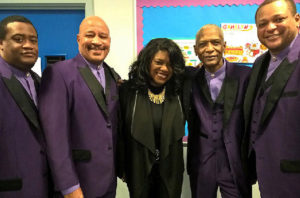 Diane Shaw & The Stylistics