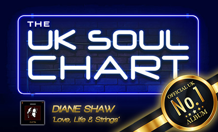 Diane Shaw - UK Soul Chart No.1