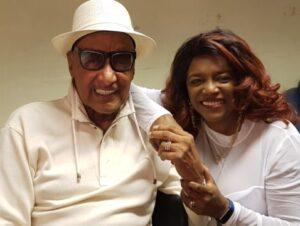 Diane Shaw and Duke Fakir